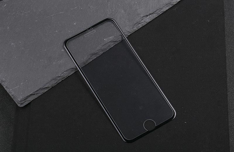 Slim Soft Edge With Glass for iPhone 6s Plus