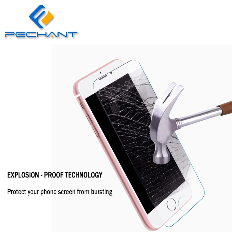 Impact screen protector for iPhone