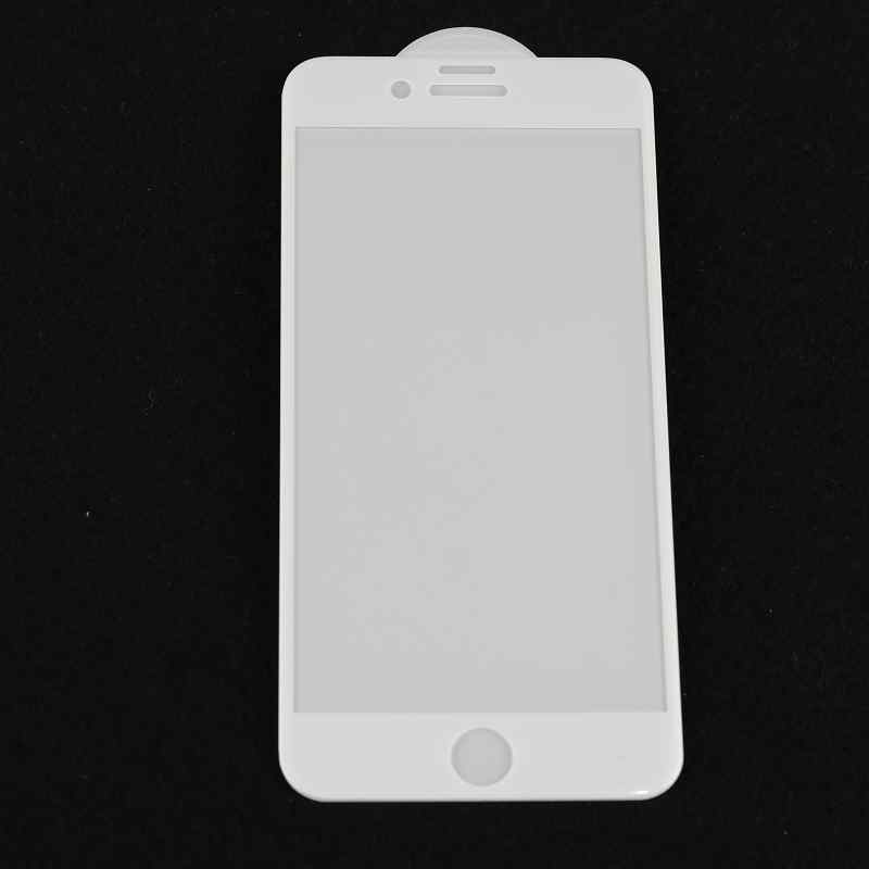 3D glass curved screen protector for iPhone 8 Plus
